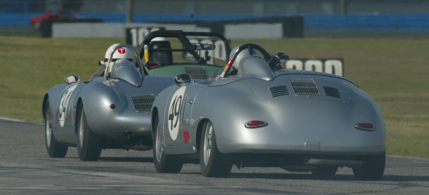 Rennsport Reunion IV & Race Car Classic To Complement Each Other