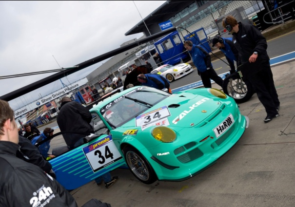 New Falken Porsche Video Looks Ahead To The Nurburgring 24 hours