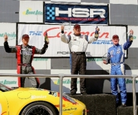 Carroll and 901 Shop Take Opening Cayman Interseries Sprint Race at The Mitty at Road Atlanta