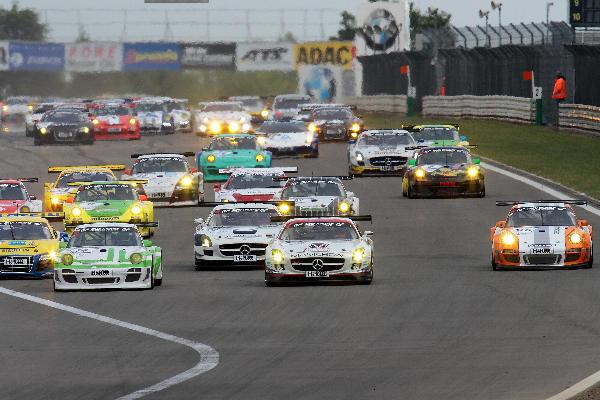 33 Porsche Enter 2011 Nurburgring 24 Hr.; Hybrid 2.0 Restricted