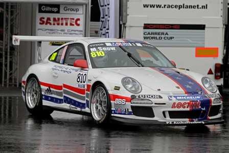 Porsche Intern Designs Livery For 911 GT3 Cup Racecar for Carrera World Cup at Nürburgring
