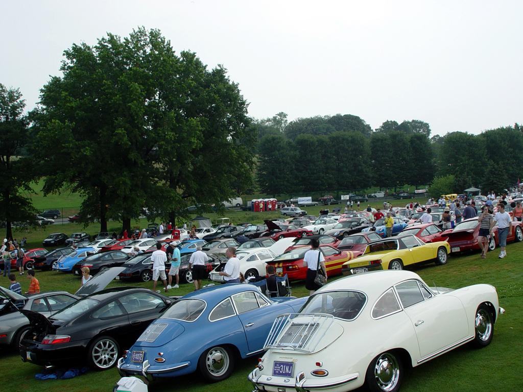 Allegheny Region Porsche Club of America - Celebrating 50th | 9 Magazine