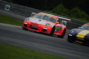 Cisneros, Snow Take IMSA GT3 Cup Challenge Pole Positions