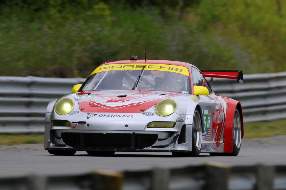 Bergmeister Puts Lizard Porsche on Second Row of Mosport GT Grid; Black Swan Takes GTC Pole