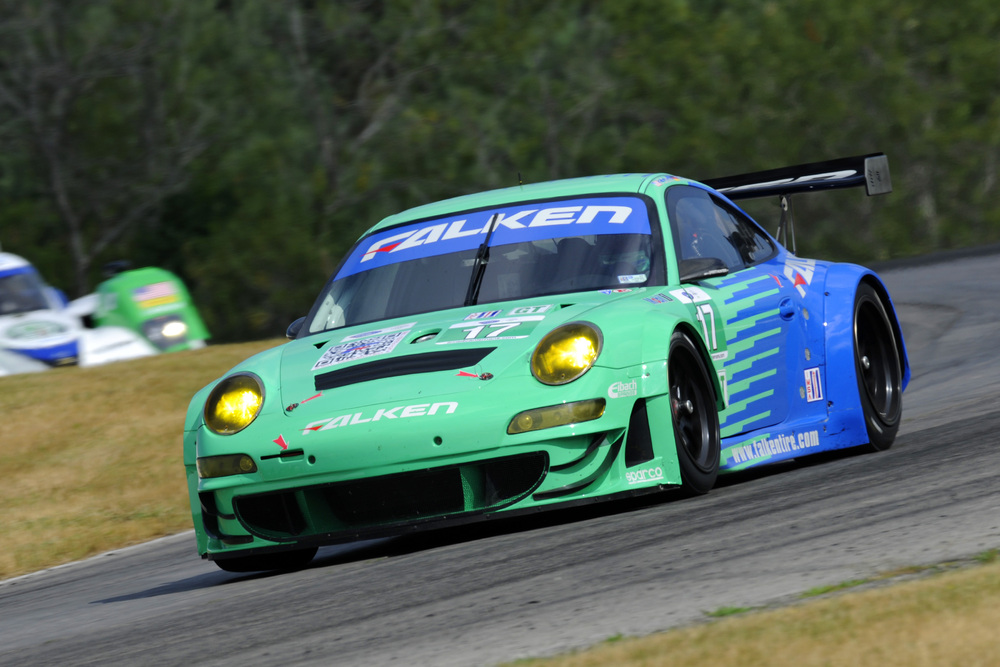 AMLS Mosport: Disappointing Race For Porsche Teams