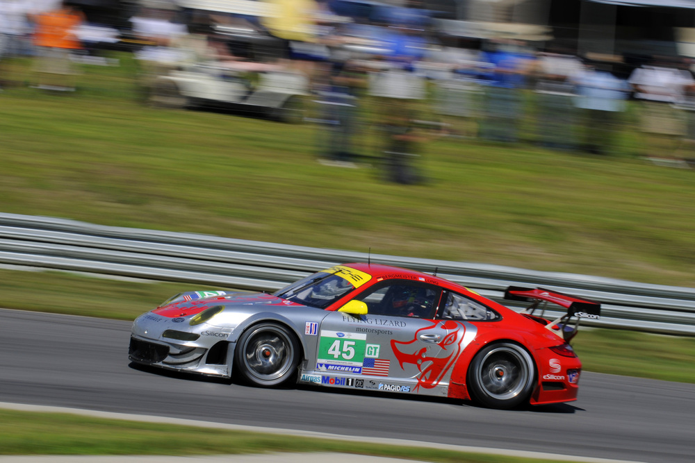 Flying Lizard Announces 2012 ALMS Racing Program: Bergmeister and Long to Return in the No. 45