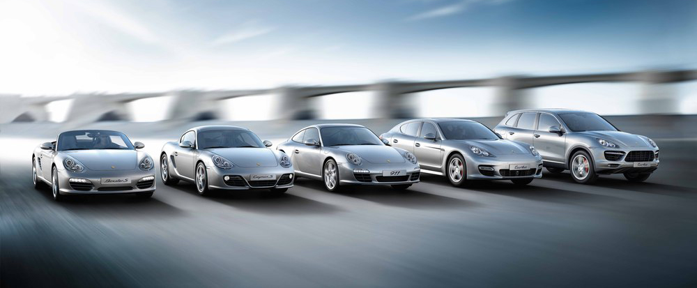 Study: Porsche Has Most Appeal Of All Auto Brands
