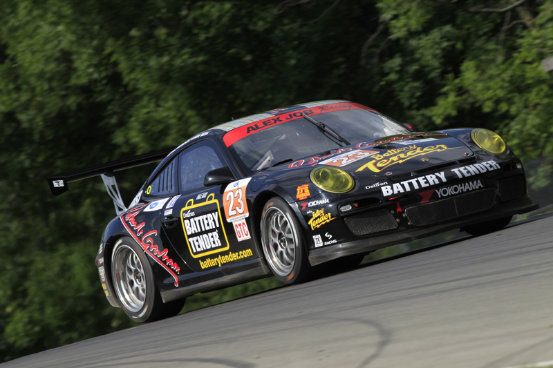 Alex Job Racing Heads to Road America for ALMS Four Hour