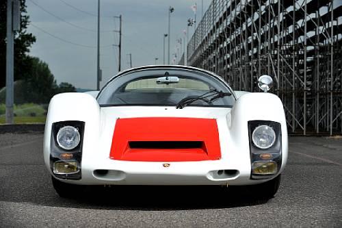 Impressive Porsche Line Up For Quail Lodge Sale Once Again
