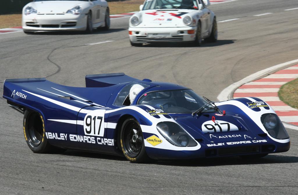 The Ultimate Track Day Car: Porsche 917 | 9 Magazine