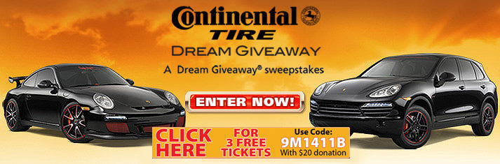 Enter to Win the Porsches and Help Support Camp Boggy Creek