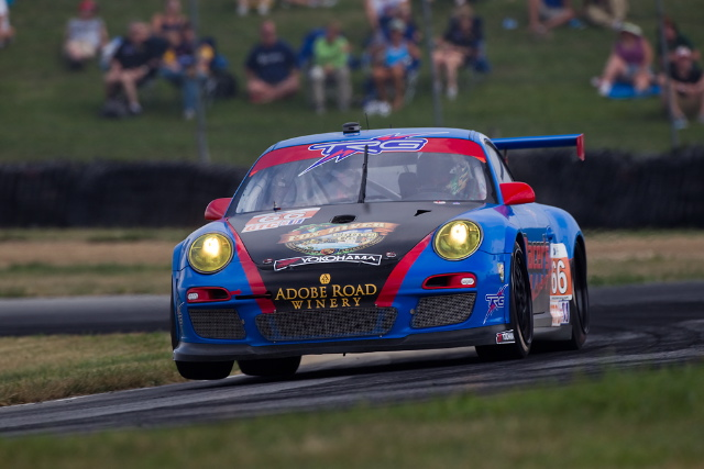 Ende Returns to Rolex Series With TRG and Andy Lally at Watkins Glen