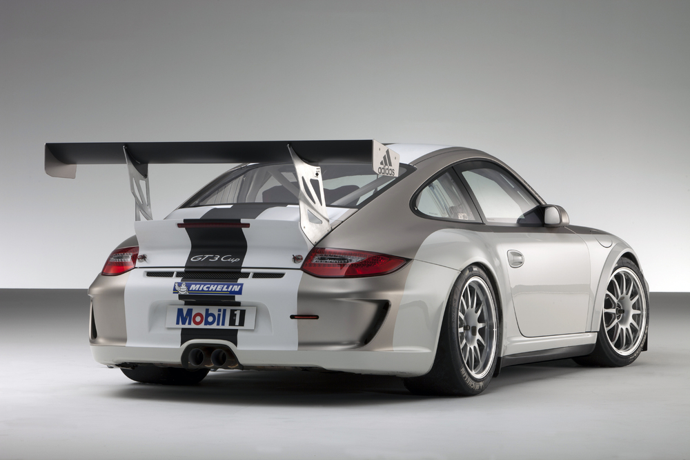 2012-spec Porsche 911 GT3 Cup Based Hevily On 911 GT3 RS (997) Street Sports Car