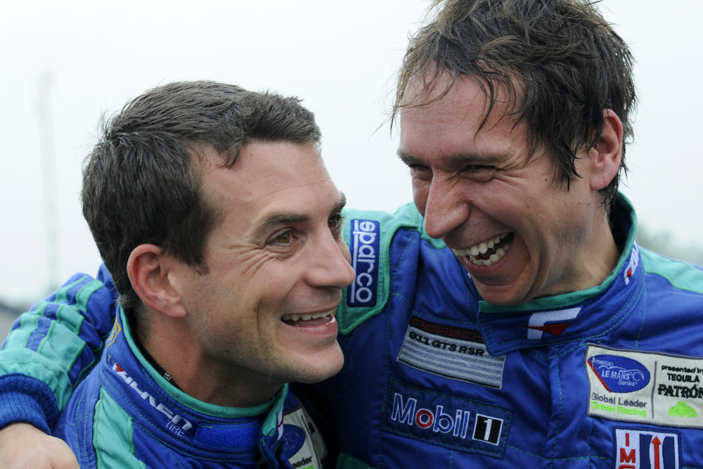 Henzler/Sellers Give Falken Tire Porsche First ALMS Win Ever