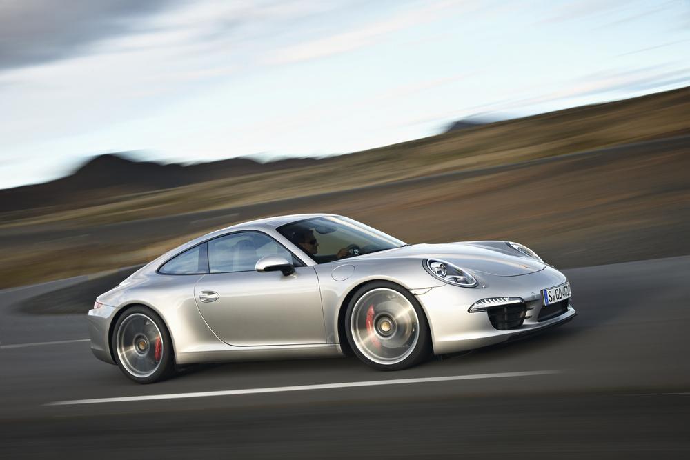 New 911 To Make World Premiere At Frankfurt Motor Show