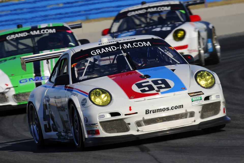 Brumos Wins Rolex Grand-Am GT Season Title