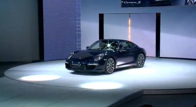 The New Porsche 911: World Premiere