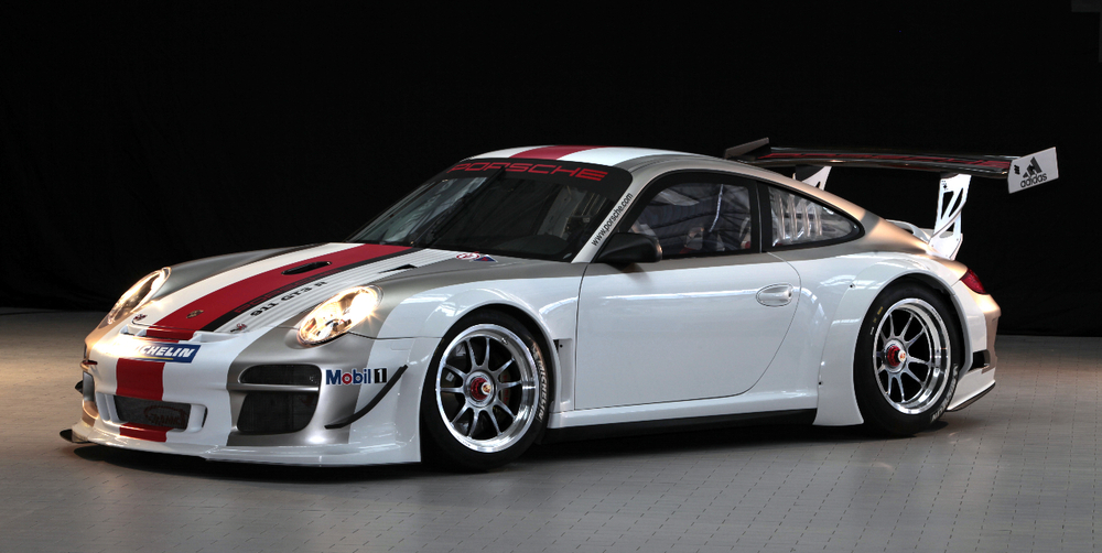 2012 911 GT3 R To Feature Paddle-Shift & 500HP