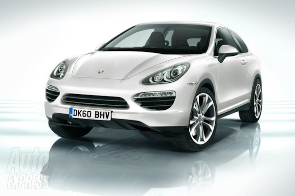 Porsche Cajun Green-lighted for 2013