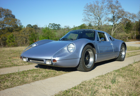Beck 904 Replica: Not a Car to Be Taken Lightly
