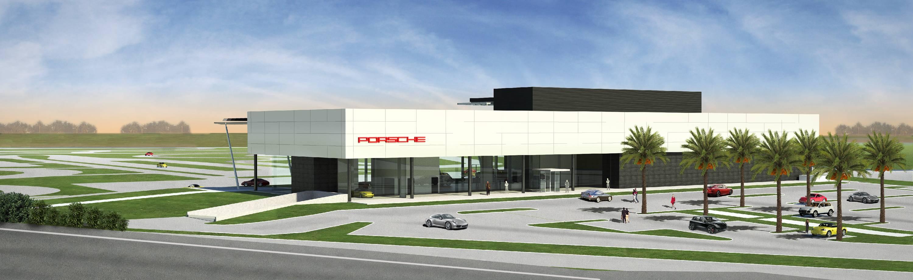 West Coast Porsche Experience Center Announced