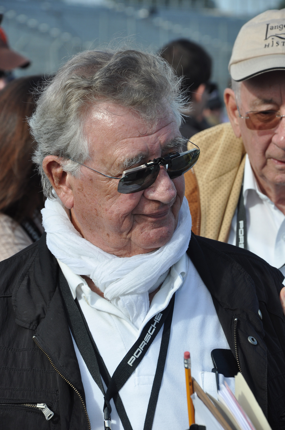 Hans Herrman To Join Prestigious Sebring Hall Of Fame In 2012