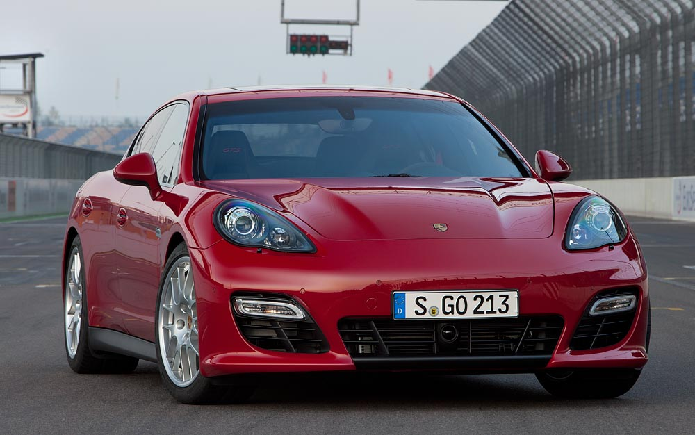 Official: Porsche Announces Panamera GTS In LA