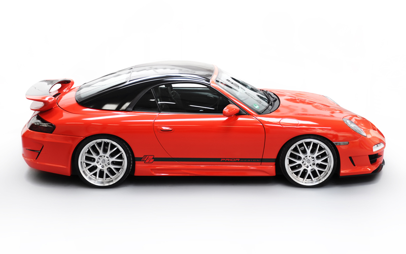 Prior Designs Releases Pd3 Body Kit For 996 9 Magazine