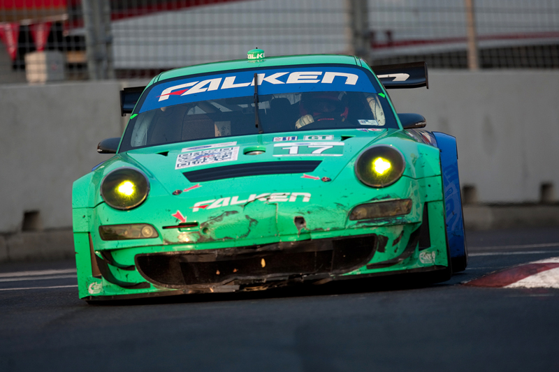 Falken Confirms ALMS Campaign With 2012 Porsche GT3 RSR