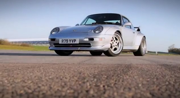 VIDEO: 993 GT2 – 430HP Fire Breathing Monster