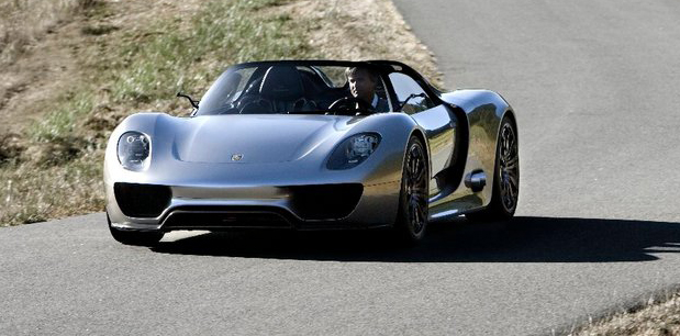 Porsche Reveals More Details On 918 Production Version