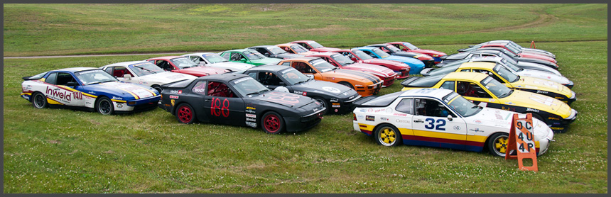 944 Cup Nationals Set for NJMP