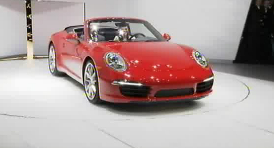 991 Cab Makes World Premiere In Detroit