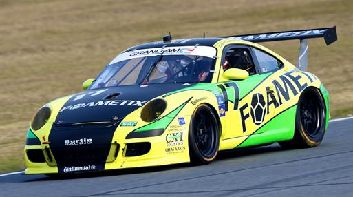 Foametix-Burtin Racing Stays On Top Pace During Day Two of Daytona Test