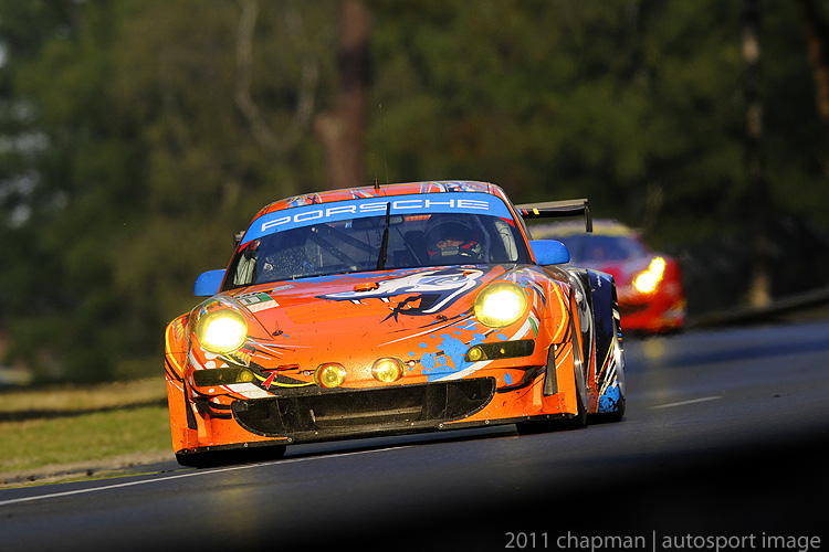 Flying Lizard Announces Two-Car Program for the 2012 24Hrs of LeMans