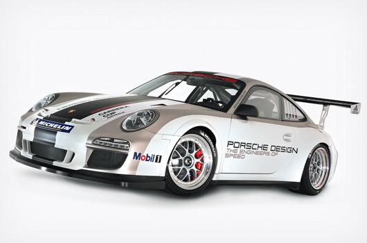 Platform for Porsche 911 GT3 Cup to Remain the Same Through 2013