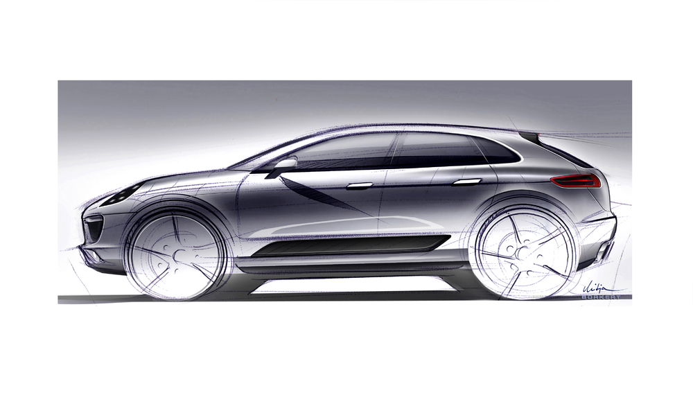 Porsche Names Smaller SUV Macan – Not Cajun As Expected
