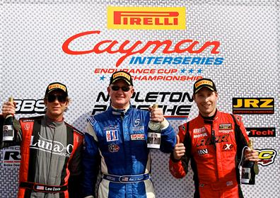 Sandridge Wins Pirelli Cayman Interseries Endurance Cup Championship Opening at Palm Beach