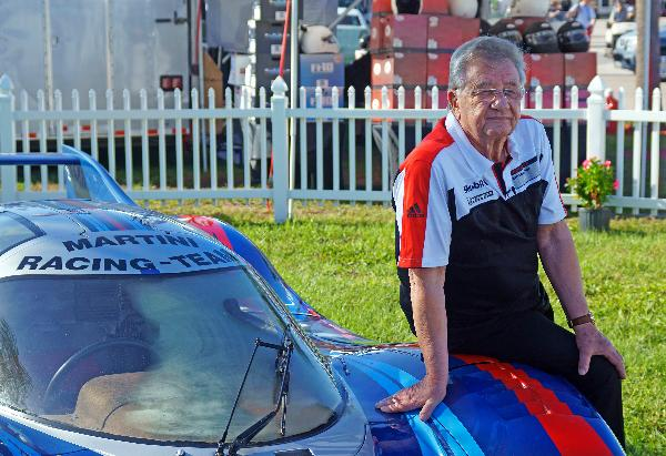 Hans Herrmann Inducted Into Sebring Hall of Fame