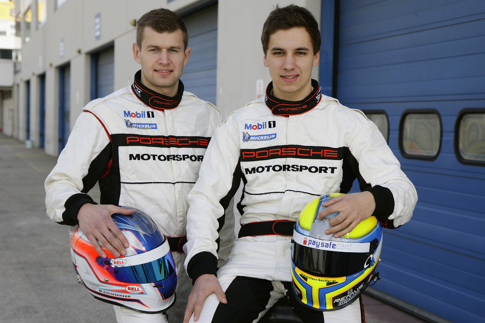 Klaus Bachler and Michael Christensen Are The New Porsche Juniors