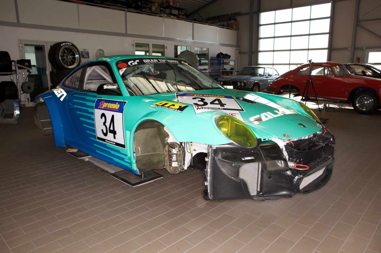Falken Plans Key Upgrades For Its 997 GT3 R  Ahead of 2012 VLN & Nürburgring 24Hrs
