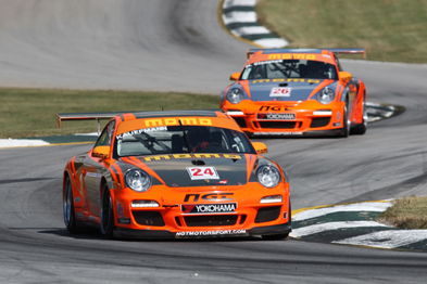 NGT To Compete In 2012 American LeMans Series With Two 997 GT3 Cup Cars