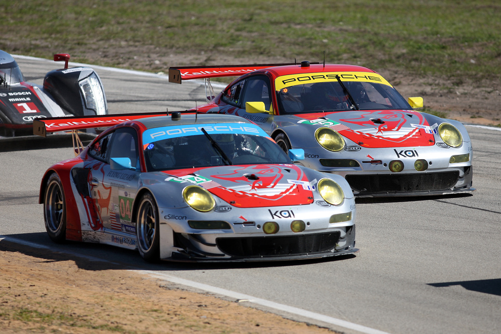 Preview: American Le Mans Series, Round 2 in Long Beach, USA