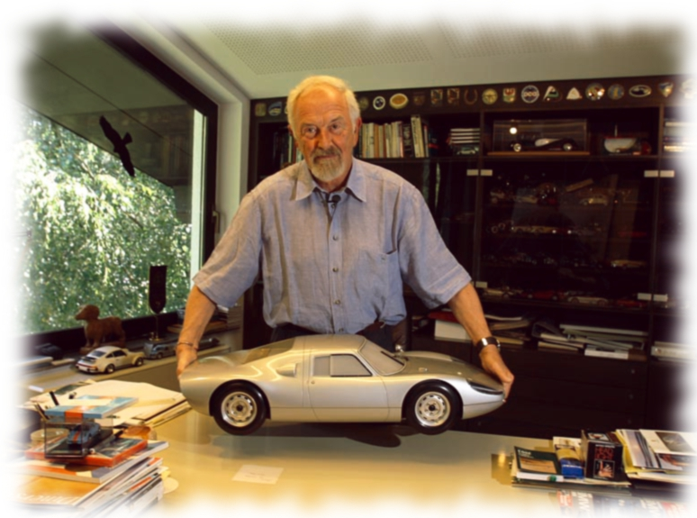 Remembering F.A. Porsche Through His Art