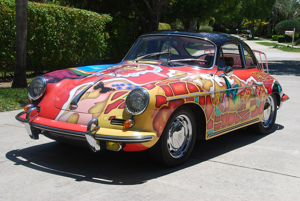 Have You Always Wanted A Janis Joplin Style 356?