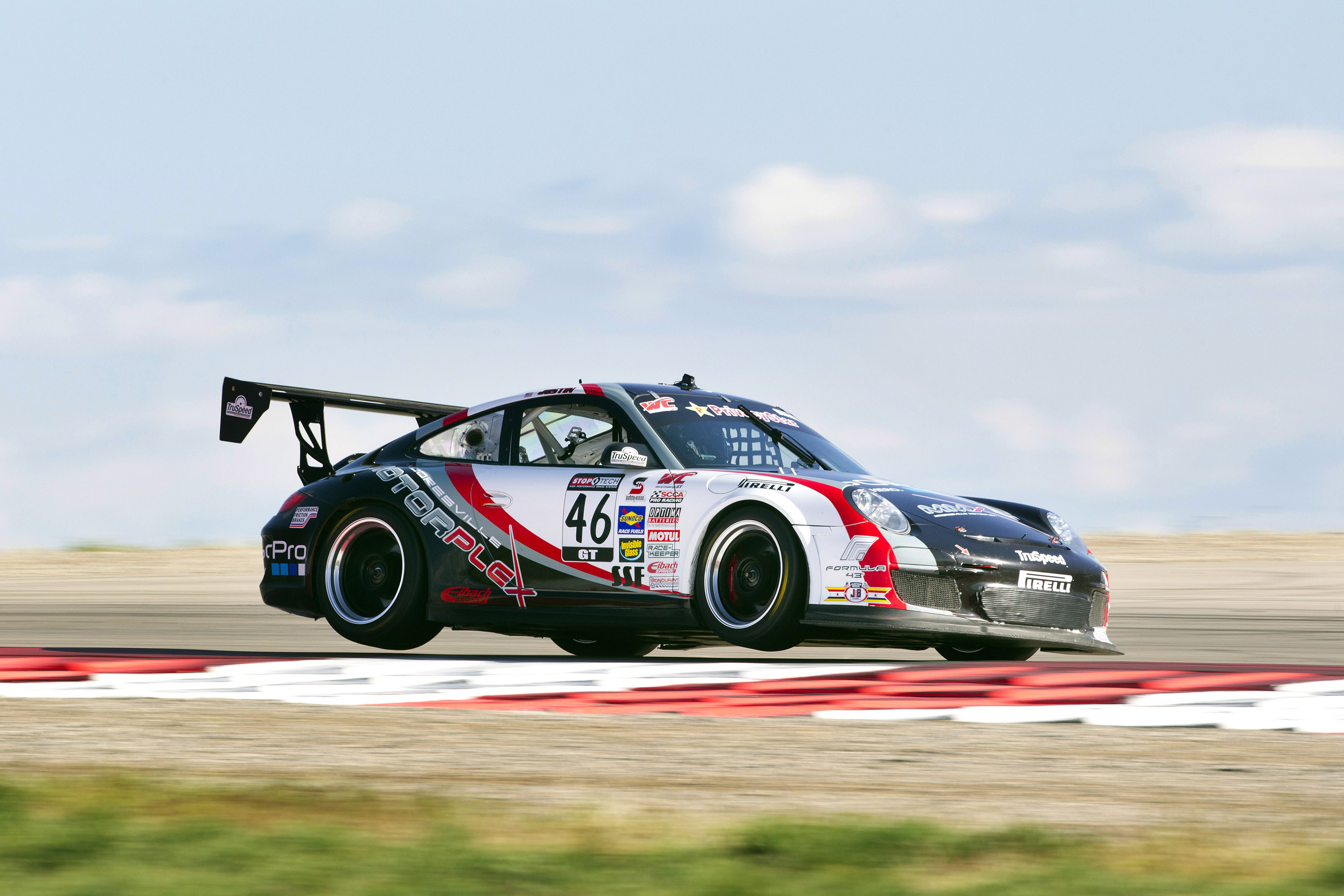 TruSpeed on Happy Hunting Grounds at Laguna Seca