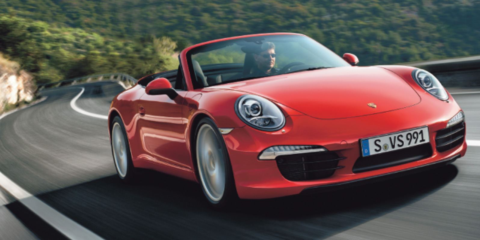 PCA Offers A Chance To Win A New 2012 911