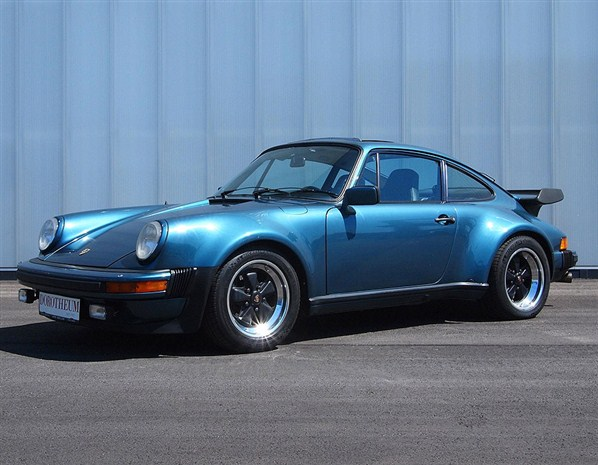 Will Bill Gates Porsche 930 Fetch A Micro-Fortune?