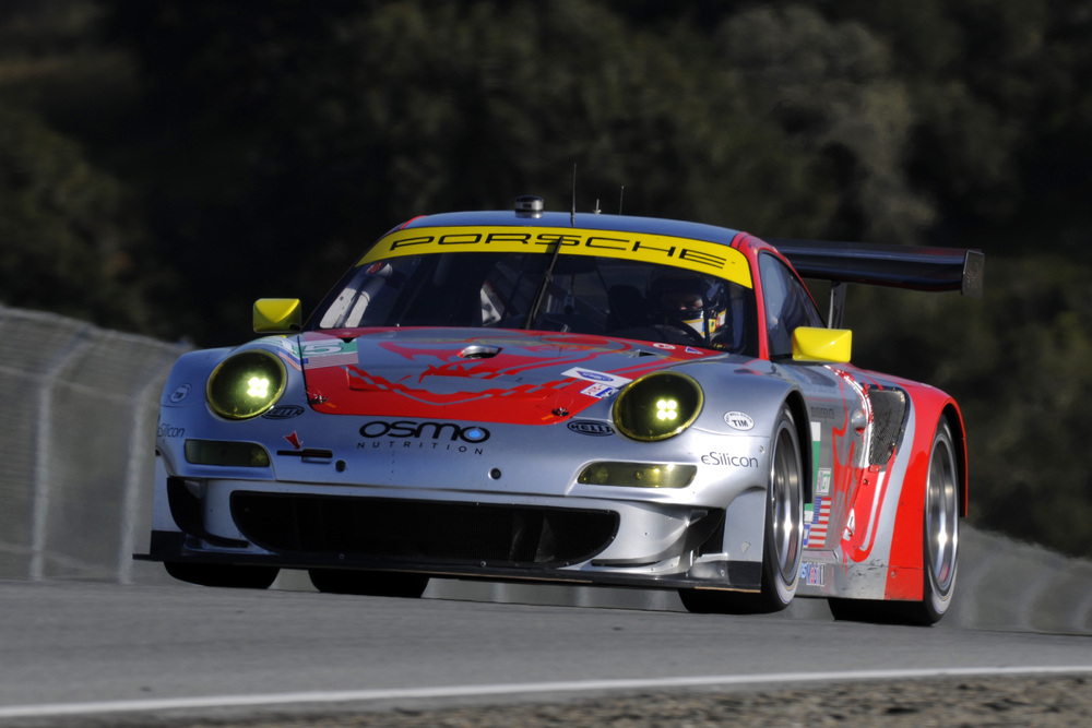 ALMS Qualifying: Round 3 in Laguna Seca