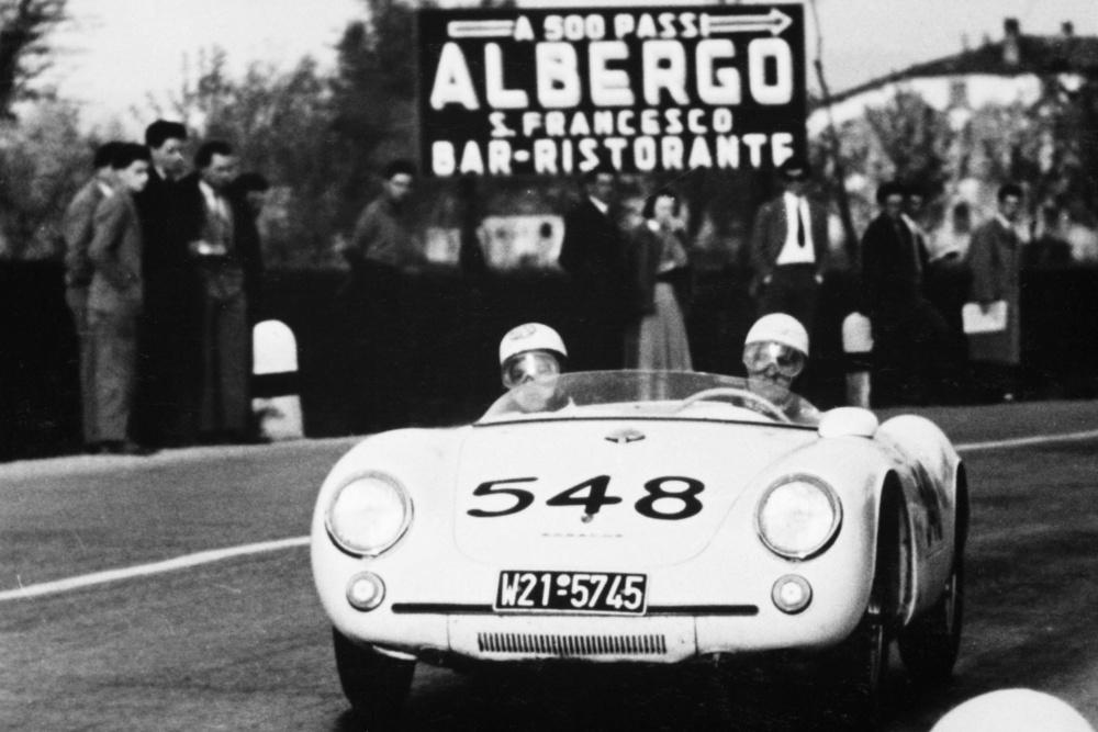 Porsche Museum Sending Classics to the Mille Miglia